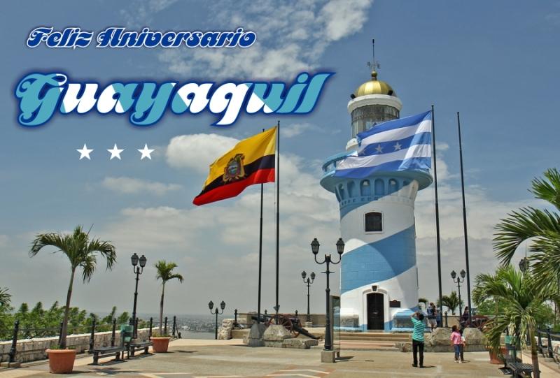 aniversario guayaquil