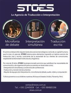 COMUNICADO DE PRENDA STOES
