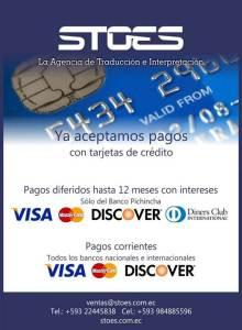 formas de pago nuevas