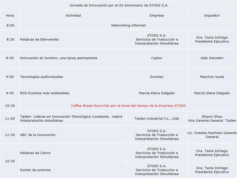 AGENDA DE LA CIUDAD DE QUITO-2