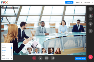 kudo-multilingual-web-conferencing